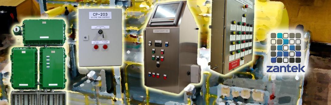 Australian Custom Electrical Control Panels from Zantek